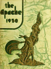Tyler Junior College - Apache Yearbook (Tyler, TX) online yearbook collection, 1950 Edition, Cover
