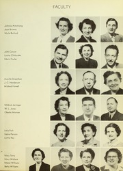 Page 15, 1950 Edition, Tyler Junior College - Apache Yearbook (Tyler, TX) online yearbook collection