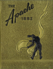 Tyler Junior College - Apache Yearbook (Tyler, TX) online yearbook collection, 1962 Edition, Cover