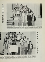 Tyson Junior High School - General Yearbook (Knoxville, TN) online yearbook collection, 1977 Edition, Page 11