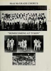 Tyson Junior High School - General Yearbook (Knoxville, TN) online yearbook collection, 1977 Edition, Page 13