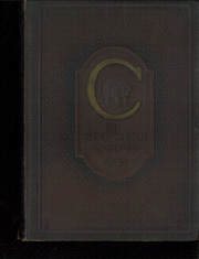 University of California Los Angeles - Bruin Life / Southern Campus Yearbook (Los Angeles, CA) online yearbook collection, 1923 Edition, Cover