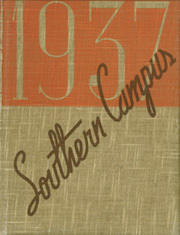 University of California Los Angeles - Bruin Life / Southern Campus Yearbook (Los Angeles, CA) online yearbook collection, 1937 Edition, Cover