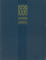 University of California Los Angeles - Bruin Life / Southern Campus Yearbook (Los Angeles, CA) online yearbook collection, 1939 Edition, Cover