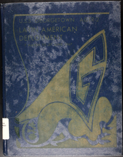 USS Georgetown (AGTR 2) - Naval Cruise Book online yearbook collection, 1967 Edition, Cover