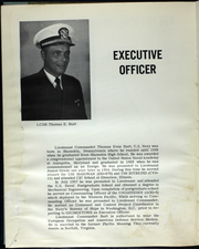 Page 11, 1967 Edition, USS Georgetown (AGTR 2) - Naval Cruise Book online yearbook collection
