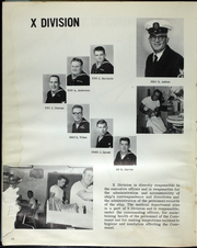 Page 15, 1967 Edition, USS Georgetown (AGTR 2) - Naval Cruise Book online yearbook collection
