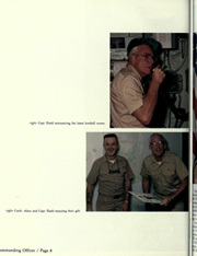 Page 12, 1989 Edition, USS Tarawa (LHA 1) - Naval Cruise Book online yearbook collection