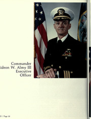 Page 14, 1989 Edition, USS Tarawa (LHA 1) - Naval Cruise Book online yearbook collection