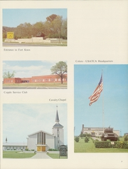 Page 11, 1969 Edition, US Army Training Center - Armor Yearbook (Fort Knox, KY) online yearbook collection