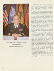 Page 6, 1969 Edition, US Army Training Center - Armor Yearbook (Fort Knox, KY) online yearbook collection