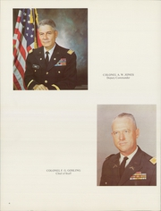 US Army Training Center - Armor Yearbook (Fort Knox, KY) online yearbook collection, 1969 Edition, Page 8