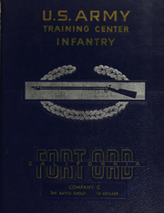 US Army Training Center Fort Ord - Yearbook (Fort Ord, CA) online yearbook collection, 1960 Edition, Cover