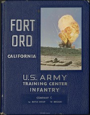 US Army Training Center Fort Ord - Yearbook (Fort Ord, CA) online yearbook collection, 1962 Edition, Cover