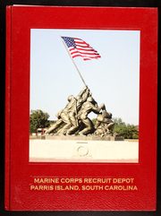 US Marine Corps Recruit Depot - Yearbook (Parris Island, SC) online yearbook collection, 2012 Edition, Cover