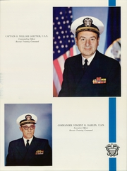 Page 11, 1961 Edition, US Naval Training Center - Anchor Yearbook (San Diego, CA) online yearbook collection