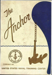 US Naval Training Center - Anchor Yearbook (San Diego, CA) online yearbook collection, 1969 Edition, Cover