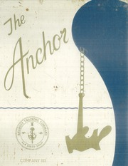 US Naval Training Center - Anchor Yearbook (San Diego, CA) online yearbook collection, 1980 Edition, Cover