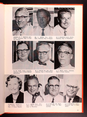 Page 15, 1963 Edition, UT Health School of Dentistry - Cowhorn Yearbook (Houston, TX) online yearbook collection