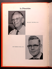 Page 6, 1963 Edition, UT Health School of Dentistry - Cowhorn Yearbook (Houston, TX) online yearbook collection