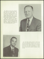 U S Grant High School - General Yearbook (Oklahoma City, OK) online yearbook collection, 1957 Edition, Page 18