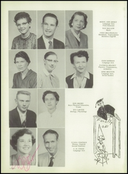 U S Grant High School - General Yearbook (Oklahoma City, OK) online yearbook collection, 1957 Edition, Page 20