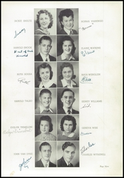 Page 11, 1942 Edition, Ukiah High School - Wildcat Yearbook (Ukiah, CA) online yearbook collection