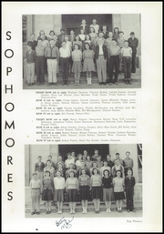Page 15, 1942 Edition, Ukiah High School - Wildcat Yearbook (Ukiah, CA) online yearbook collection