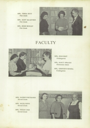 Unadilla Central High School - Unadillan Yearbook (Unadilla, NY) online yearbook collection, 1959 Edition, Page 13