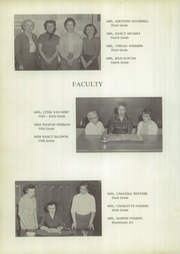 Unadilla Central High School - Unadillan Yearbook (Unadilla, NY) online yearbook collection, 1959 Edition, Page 14 of 104
