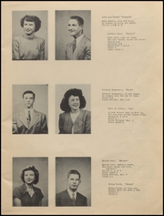 Page 11, 1947 Edition, Union Center High School - Reflector Yearbook (Wells County, IN) online yearbook collection