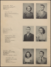 Page 12, 1947 Edition, Union Center High School - Reflector Yearbook (Wells County, IN) online yearbook collection