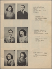 Page 13, 1947 Edition, Union Center High School - Reflector Yearbook (Wells County, IN) online yearbook collection
