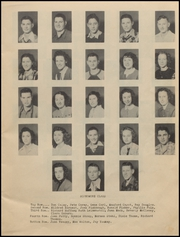 Page 15, 1947 Edition, Union Center High School - Reflector Yearbook (Wells County, IN) online yearbook collection