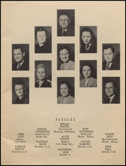 Page 7, 1947 Edition, Union Center High School - Reflector Yearbook (Wells County, IN) online yearbook collection