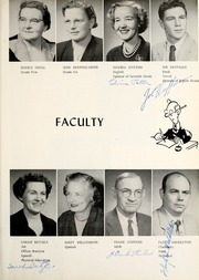 Page 9, 1959 Edition, Union Center High School - Reflector Yearbook (Wells County, IN) online yearbook collection