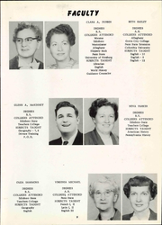 Page 15, 1955 Edition, Union City Area High School - Anvil Yearbook (Union City, PA) online yearbook collection