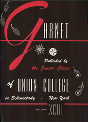 Page 9, 1948 Edition, Union College - Garnet Yearbook (Schenectady, NY) online yearbook collection