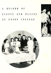 Page 12, 1948 Edition, Union College - Stespean Yearbook (Barbourville, KY) online yearbook collection