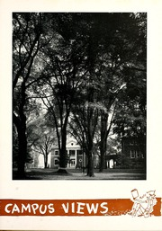 Page 15, 1948 Edition, Union College - Stespean Yearbook (Barbourville, KY) online yearbook collection