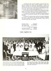 Union College - Stespean Yearbook (Barbourville, KY) online yearbook collection, 1966 Edition, Page 94