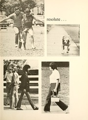 Page 11, 1973 Edition, Union College - Stespean Yearbook (Barbourville, KY) online yearbook collection