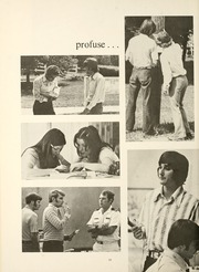 Page 14, 1973 Edition, Union College - Stespean Yearbook (Barbourville, KY) online yearbook collection