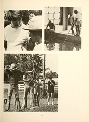 Page 15, 1973 Edition, Union College - Stespean Yearbook (Barbourville, KY) online yearbook collection
