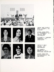 Page 13, 1977 Edition, Union College - Stespean Yearbook (Barbourville, KY) online yearbook collection