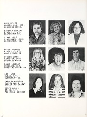 Page 14, 1977 Edition, Union College - Stespean Yearbook (Barbourville, KY) online yearbook collection