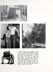 Page 9, 1977 Edition, Union College - Stespean Yearbook (Barbourville, KY) online yearbook collection