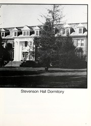 Page 11, 1982 Edition, Union College - Stespean Yearbook (Barbourville, KY) online yearbook collection
