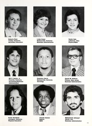 Page 17, 1982 Edition, Union College - Stespean Yearbook (Barbourville, KY) online yearbook collection