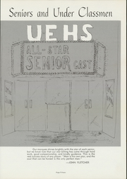 Union Endicott High School - Thesaurus Yearbook (Endicott, NY) online yearbook collection, 1955 Edition, Page 19 of 152